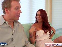 big boobs blowjobs hardcore pornstars redheads