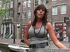 amsterdam anal brunette ebony