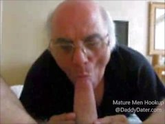 daddy old-man mature
