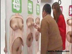 peli japanilainen aasialainen fetissi ryhmä