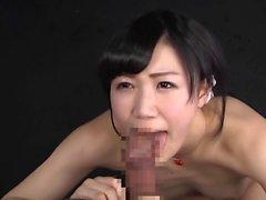 asian blowjob fingering japanese milf