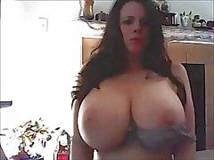 bbw nipples big tits