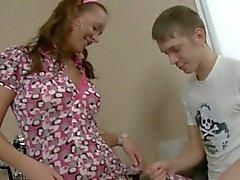 amateur babe brunette russian