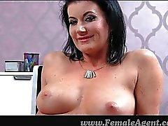 paar vaginale seks orale seks volwassen brunette