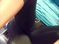 Hiddencam at the gym
