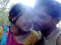 amador indiano ao ar livre