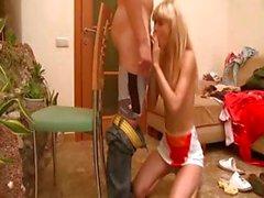 blowjob small tits stripper