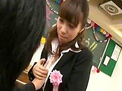asiatico college giapponese