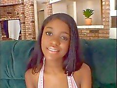 zwart en ebony interraciale tieners