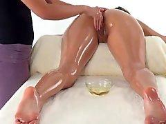 babes lesbians massage