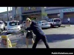 público realidad abuso calle