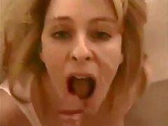 amatööri blondit kasvo milfs