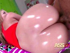 arsch baby blondine doggystyle