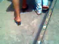arabi jalka fetissi tirkistelijä