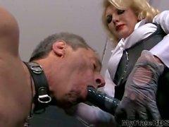 strap-on bondage domination femdom