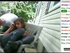 amateur fetish funny outdoor webcam