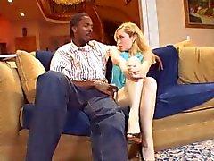 blondes interracial milfs