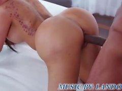 lela star butt big-boobs
