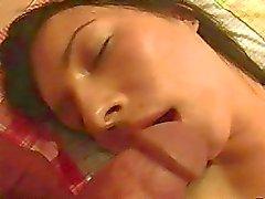 hardcore lingerie adormecido adolescente
