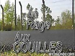 La Rage aux Couilles Amateur 1