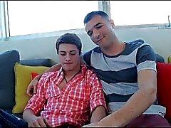 gay homosexuella par oralsex analsex brunett