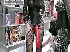 anaali bdsm orjuus