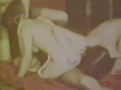 50s 60s hairy orgy
