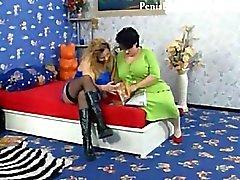 lesbian anal sex mature fat