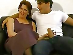 milf cock white mother mom