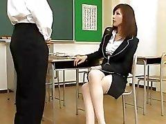 aziatisch japanse leraren leraar