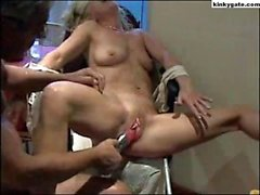 amateur bdsm blonde fetish