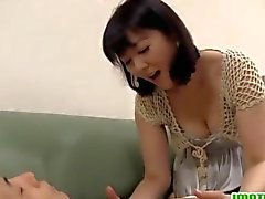 asian big boobs hairy mature threesome