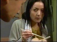 asiático japonês milf pov