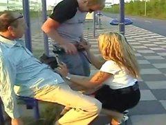 nudité en public milfs triplettes allemand les vidéos hd