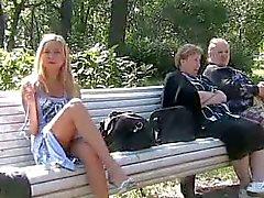 de plein air voyeur nudité en public