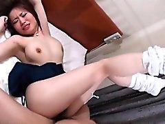 asian babe big boobs blowjob hardcore