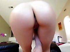 anal ass brunette hardcore pov