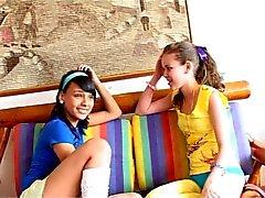 latino lésbicas adolescentes brasileiro