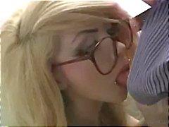audition blondin avsugning