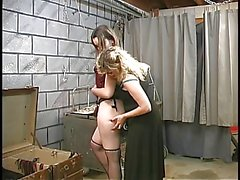 bdsm threesomes blondes