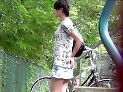 asiatisch fetisch japanisch im freien realität