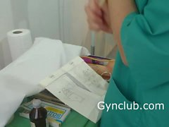 bdsm voyeur latex medical doctor