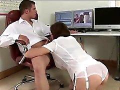 blowjob hardcore lingerie mature