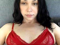 dilettante brunetta softcore assolo webcam