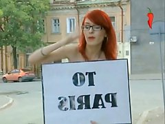 funny redheads tits