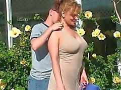 hardcore julkinen alastomuus punapäät