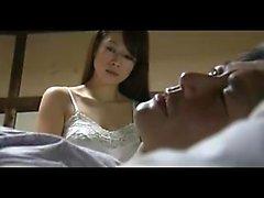 asiatisk hanrej hårig japansk