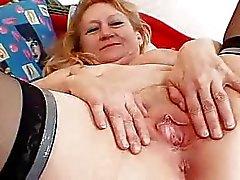 viejo abuelita granny sex masturbación coño viejo