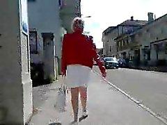 grannies hidden cams nylon voyeur