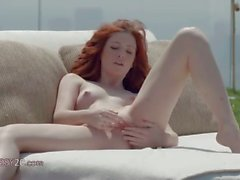 beauty cunt outdoor redhead